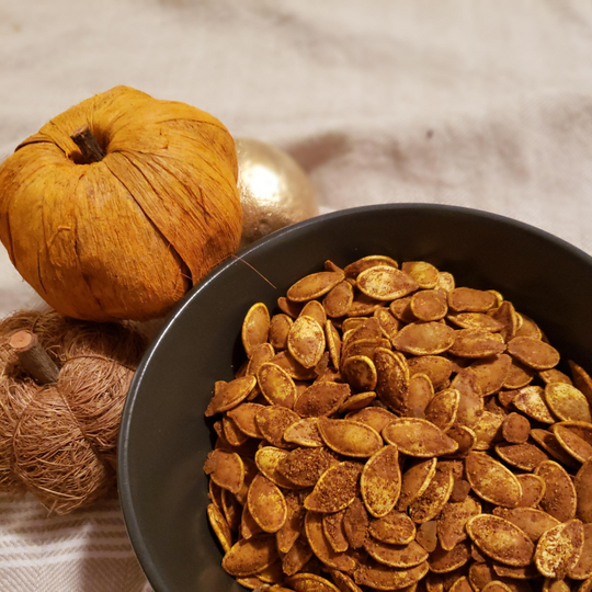 TurmeriX® Roasted Pumpkin Seeds