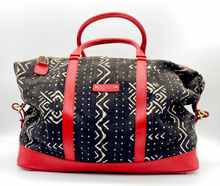 Load image into Gallery viewer, Ivory.B African Travel bag