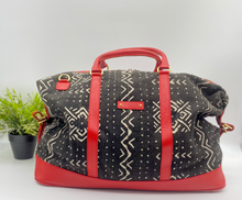 Load image into Gallery viewer, Ivory.B Bamako Weekender Bag