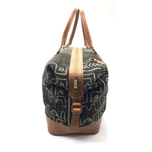 Load image into Gallery viewer, Bamako Weekender Marron Noir S