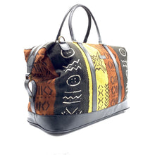 Load image into Gallery viewer, Ivory.B front/side: Bamako Bag Noir BBY Trady