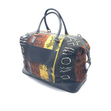 Load image into Gallery viewer, Ivory.B back/side: Bamako Bag Noir BBY Trady