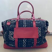Load image into Gallery viewer, Bamako Bag Red