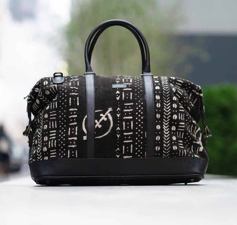 Bamako Bag Noir Black