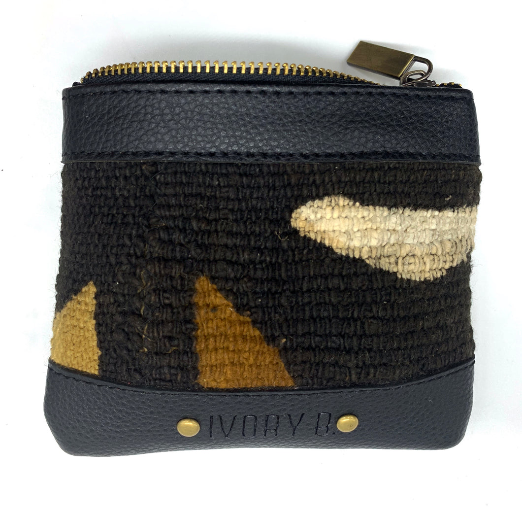 The Fitini Pouch Black Tri