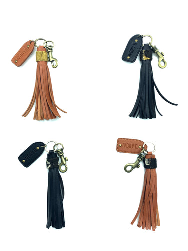 Ivory. B: All Kilé Keychain Bundle (X4)