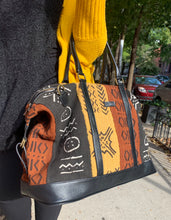 Load image into Gallery viewer, Ivory.B front: Bamako Bag Noir BBY Trady