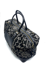 Load image into Gallery viewer, Ivory.B side: Bamako Naya Bag Black