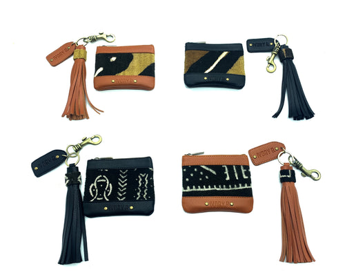 Ivory. B: All Kilé Keychain and Fitini Bundle (8 items)
