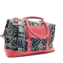 Load image into Gallery viewer, Ivory.B back: Bamako Bag red