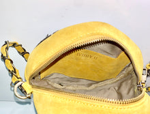 Load image into Gallery viewer, Fanny Pack San Circle Bag Jaune