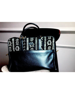 Idris Bag Noir N