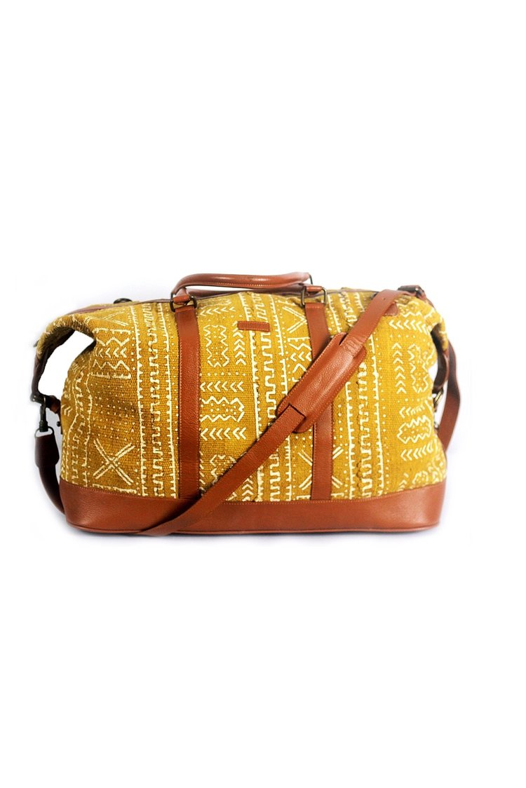 Bamako Bag Moutarde