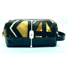 Load image into Gallery viewer, Ko G Toiletry Bag Noir Arrow
