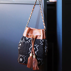 Naya Bag Noir Marron Sea