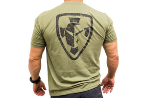 Tactical Insider by Craig SAWMAN Sawyer Green T-Shirt