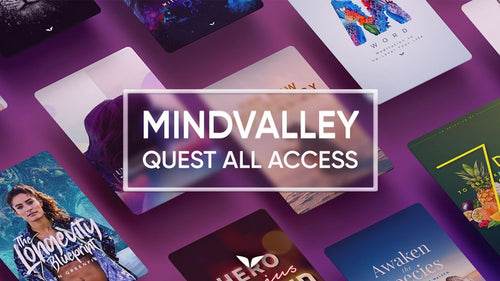 Mindvalley All Access (44 Courses in 1) - Lifetime Access