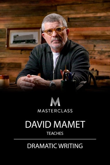 David Maet Teaches Dramatic Writing
