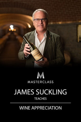 James Suckling Teaches Wine Appreciation