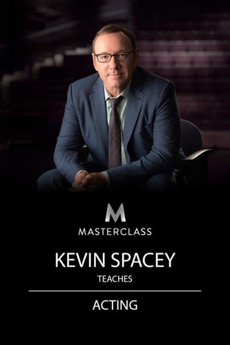 Kevin Spacey Teaches Acting