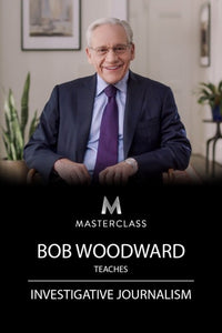 Bob Woodward Teaches Investigative Journalism