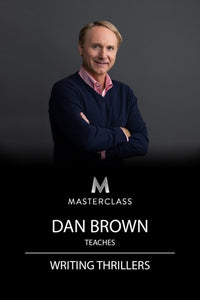 Dan Brown Teaches Writing Thrillers