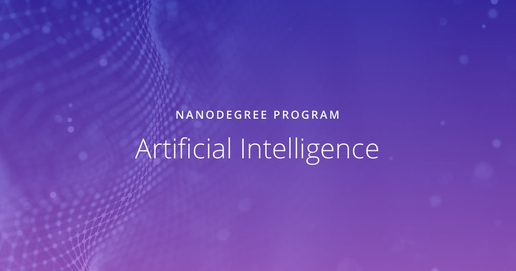 Artificial Intelligence for Trading Nanodegree