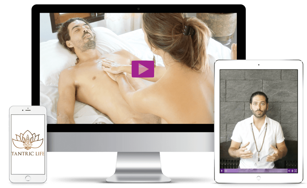 The Art of Tantric Massage - Tantric Life Academy