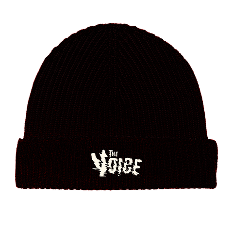 The Voice Beanie Black