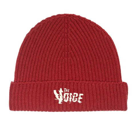 The Voice Beanie Red