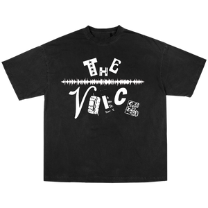 The Voice Notes Tee