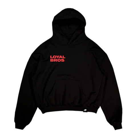 Loyal Bros Hoodie Black