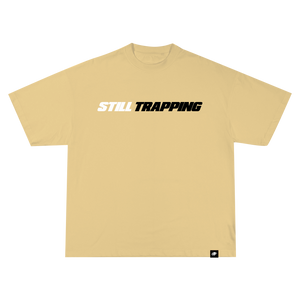 Still Trapping Tee Beige