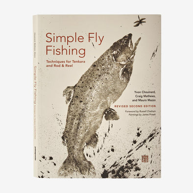 Simple Fly Fishing (Revised Second Edition) (Paperback)-BK709