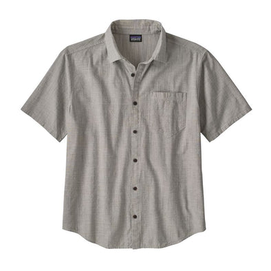 Men's Organic Cotton Slub Poplin Shirt 51775