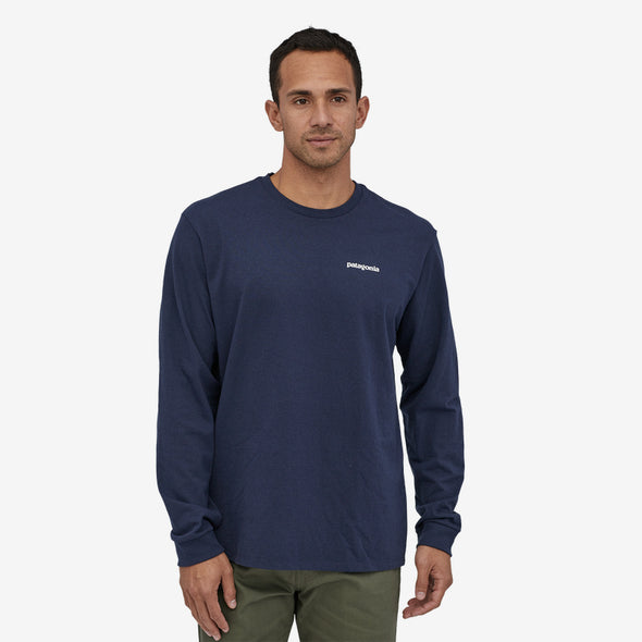 Men's Long-Sleeved P-6 Logo Responsibili-Tee 38518