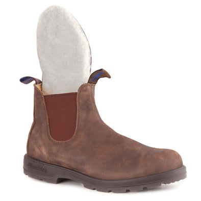 Blundstone 584 The Winter in Rustic Brown