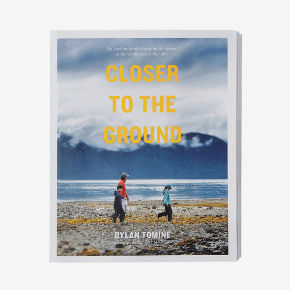 Closer To The Ground By Dylan Tomine (Patagonia Paperback) BK752