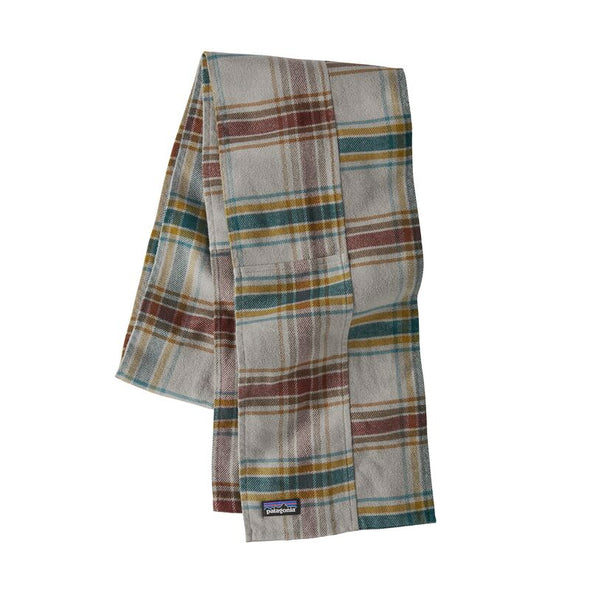 Fjord Flannel Patchwork Scarf-22355
