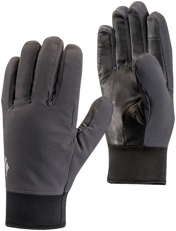 Black Diamond Midweight Softshell Gloves BD801041