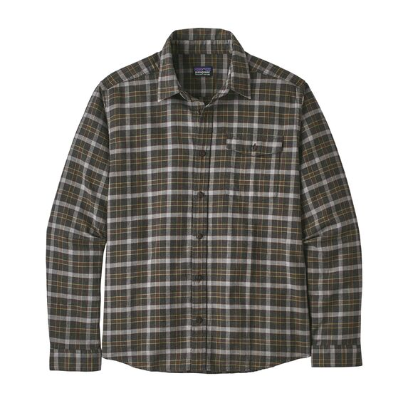 Men's Lightweight Fjord Flannel Shirt 54020