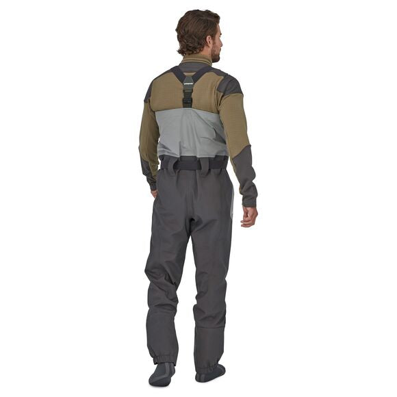 Men's Rio Gallegos Zip Front Waders - Long-82811