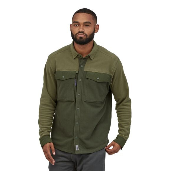 Men's Long-Sleeved Early Rise Snap Shirt 52225