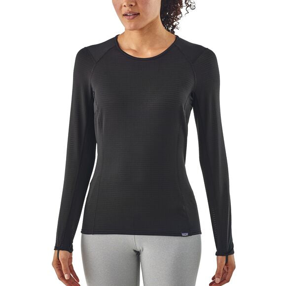 Women's Cap Thermal Weight Crew 43650