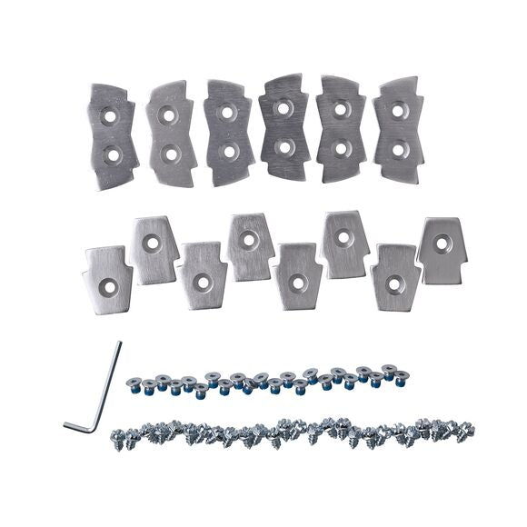 Foot Tractor Aluminum Bar Replacement Kit - Danner-81681