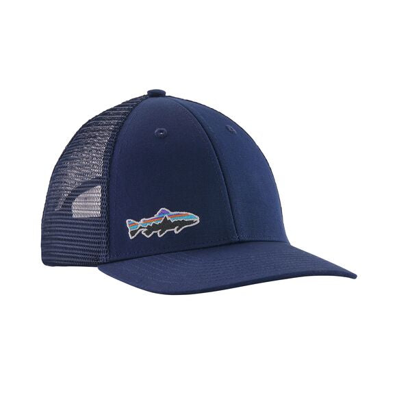 Small Fitz Roy Fish LoPro Trucker Hat 38287