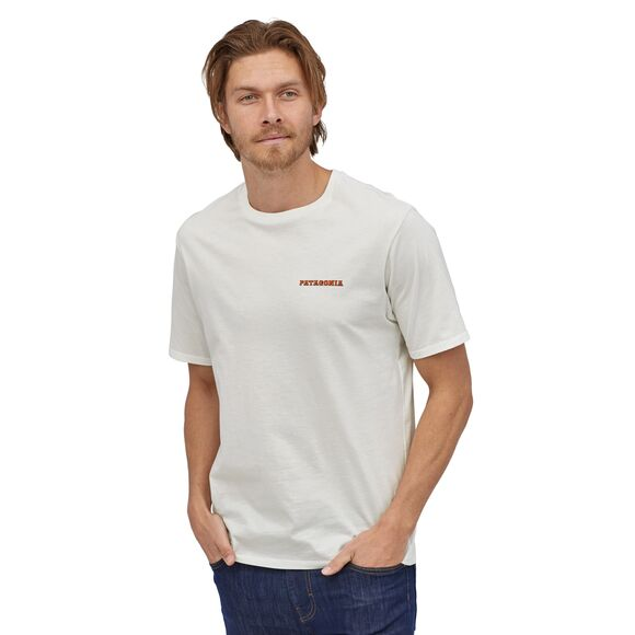 Men's Summit Road Organic T-Shirt 38537