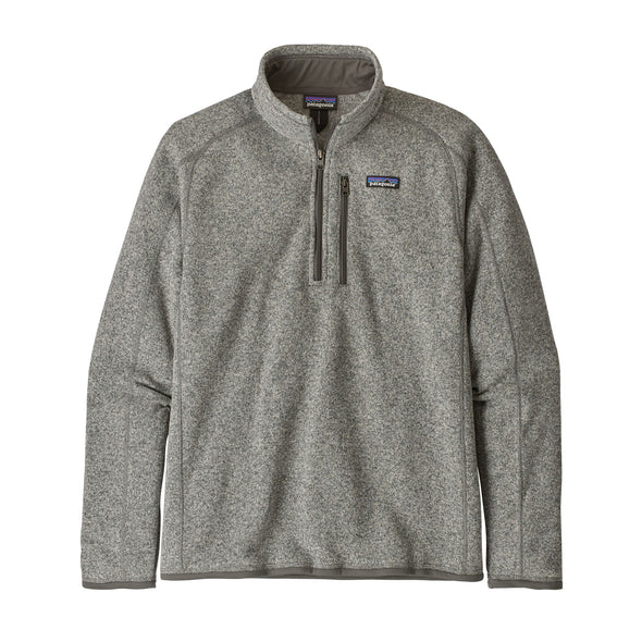 Men's Better Sweater 1/4 Zip 25523