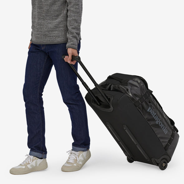 Black Hole Wheeled Duffel 70L 49381