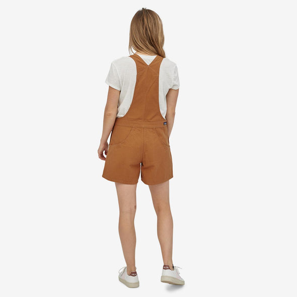 Women's Stand Up Overalls 75005